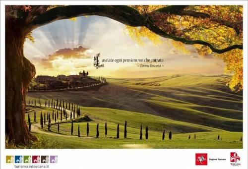 """Enrico Rossi contro la pubblicità che """"tarocca"""" la Toscana. Ma la campagna l'ha approvata la sua giunta"""