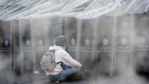 Venezuela, manifestazioni contro Maduro 4