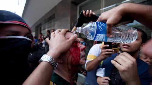 Venezuela, manifestazioni contro Maduro 6