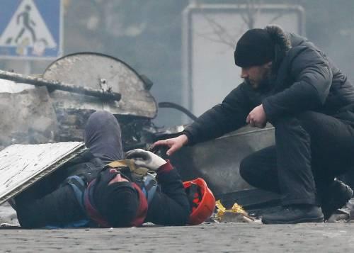 Kiev, l'inferno che in Italia non capiamo