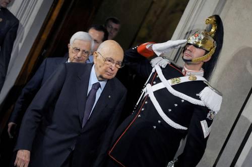 Napolitano non molla la presa: la lista bloccata ai box per 3 ore