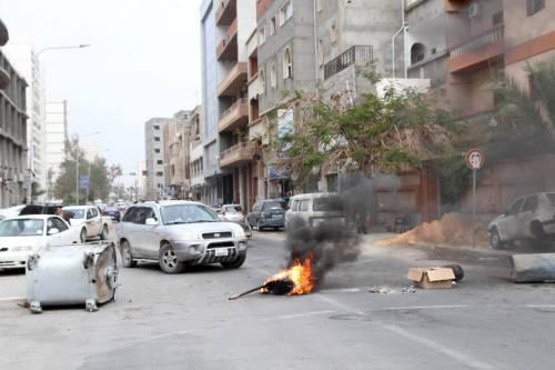 La Libia brucia e l'Italia non c'è