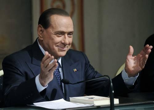 """Berlusconi: """"Bene misure di Renzi, vigileremo sulla loro attuazione"""""""