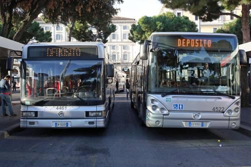 Scioperi selvaggi, mezzi pubblici bloccati in tutta Italia