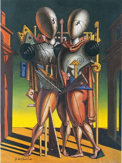 De Chirico in mostra a Londra, rivive il mito metafisico