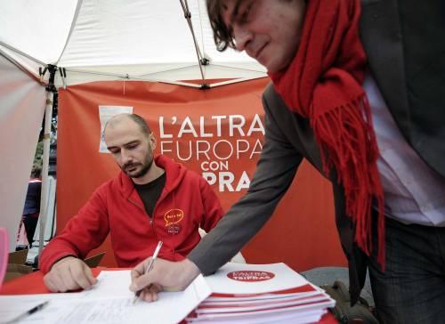 Tsipras in forse alle Europee: allarme sulla raccolta firme