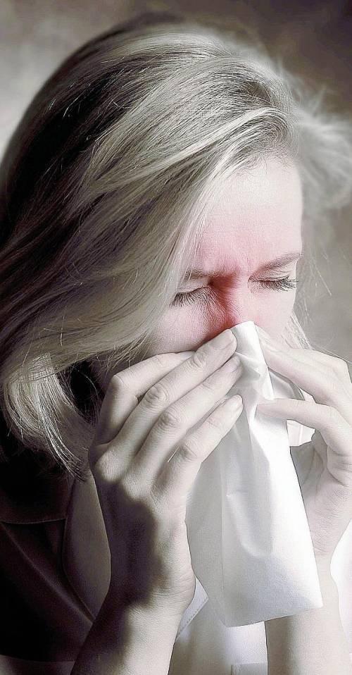 L'esplosione (feroce) delle allergie