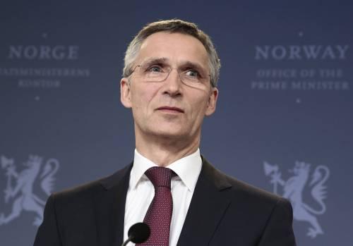 """La Nato striglia Trump: """"Sbagliato fare da soli"""""""