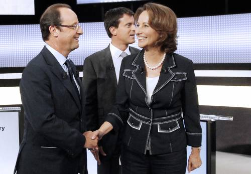 Francia, Segolene al governo