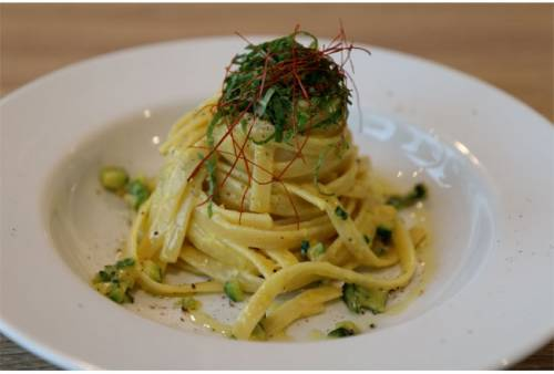 Ricetta gustosa e veloce: la carbonara vegetariana