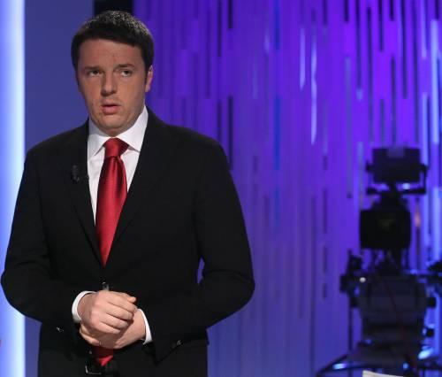 """La retromarcia di Renzi: """"Niente tagli alla sanità"""""""