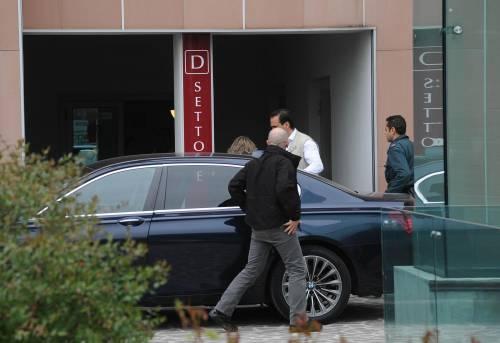 Berlusconi lascia il San Raffaele