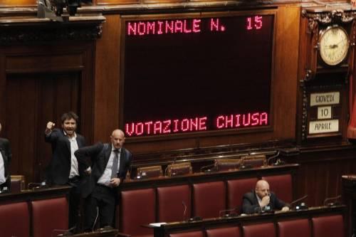 Salva Roma, salta il voto: manca il numero legale