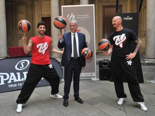 Basket, finale europea E la città va a canestro
