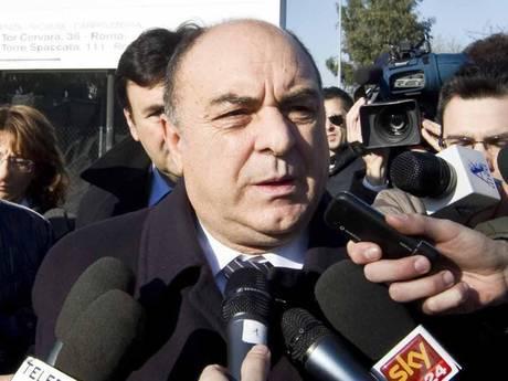 Il prefetto di Roma, Giuseppe Pecoraro