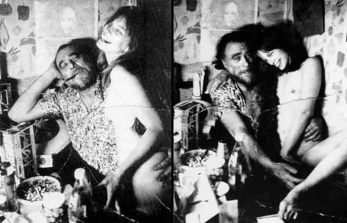 """""""Io sono la mia salvezza"""". Così Bukowski rischiò tutto"""