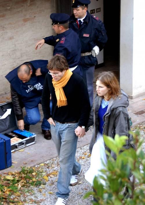 Mistero nell'omicidio Meredith: due pregiudicati entrarono nella casa del delitto