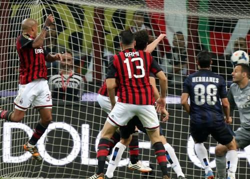 Seedorf piega anche l'Inter ma non basterà a salvarsi