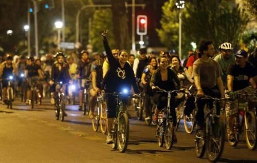 Torna Cyclopride, una biciclettata di sedici km per le vie di Milano