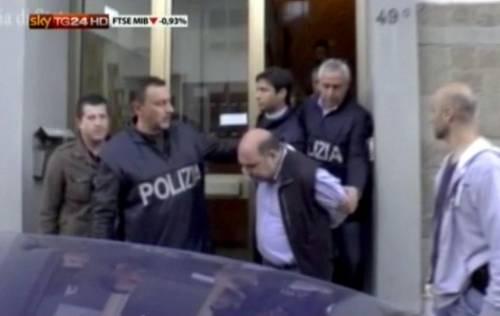"""Firenze, preso l'omicida della donna """"crocifissa"""""""