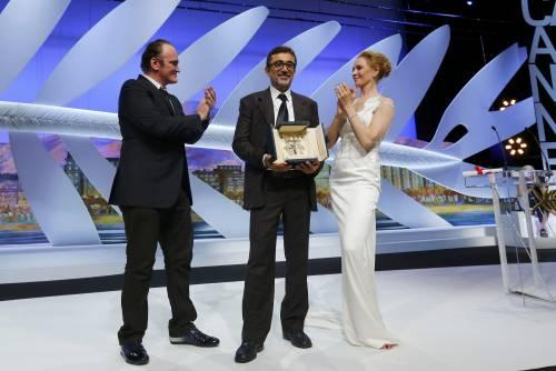 Cannes, la palma d'oro al film turco Winter Sleep
