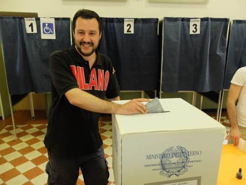 "Mondiali, Salvini: ""Questa volta tiferò per l'Italia"""