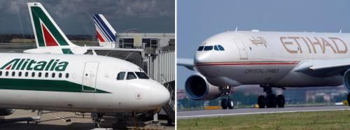 Il piano segreto di Etihad per Alitalia