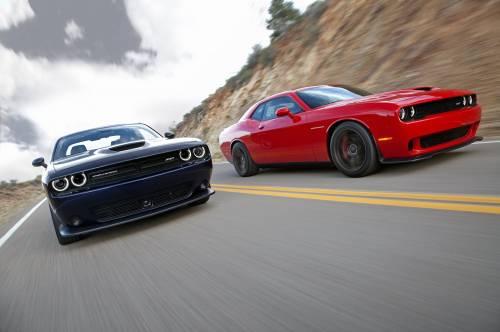 La Dodge Challenger