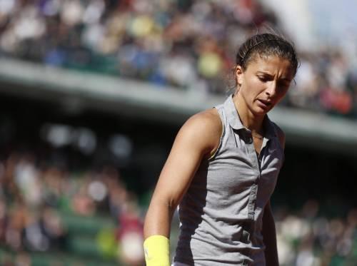 Roland Garros, Errani ko ai quarti