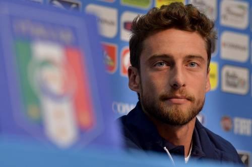 """Marchisio: """"L'umidità prosciuga, time-out toccasana"""""""