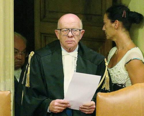 In pensione Esposito, giudice anti Cav