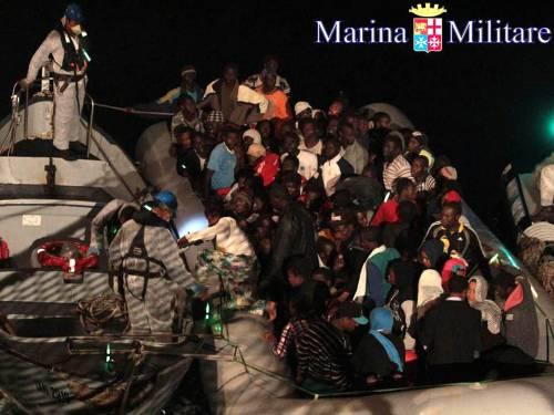 Naufragi, bilancio dell'Unhcr: 500 morti al largo della Libia