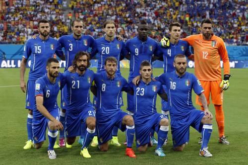 Italia-Inghilterra, le pagelle degli azzurri