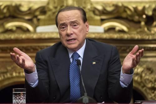 """Berlusconi lancia il progetto: """"Serve un partito dei moderati"""""""