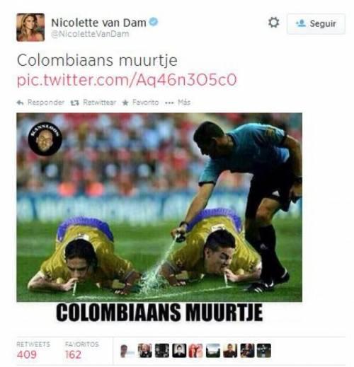 Tweet offensivo verso i colombiani. Lascia l'Unicef