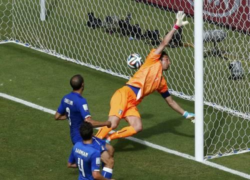 Italia-Costa Rica, si gioca per gli ottavi