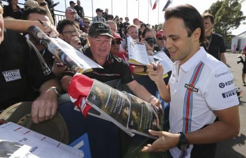 Per Massa è pole nel Gp d'Austria!