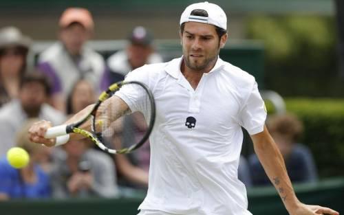 RTerzo turno per Bolelli a Wimbledon
