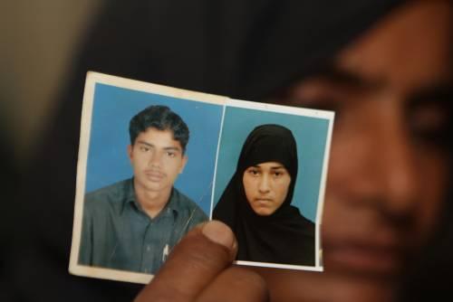 Orrore in Pakistan: sgozzati per amore