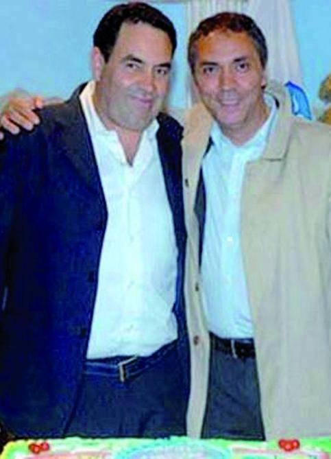 Silvio Fanella con Luca Breccolotti