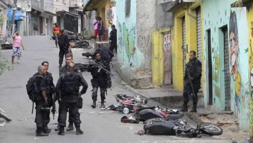 Brasile campione del Mondo..in omicidi Sei persone assassinate ogni ora