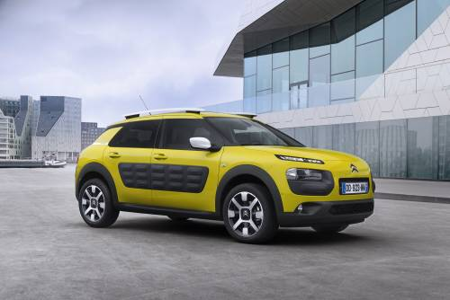 Prova Citroën C4 Cactus: crossover senza eguali