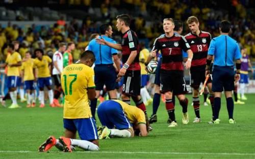 Brasile 2014: Europa nuova patria del calcio, affondano Asia e Africa