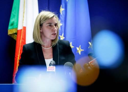 Mogherini: solidarietà a Tokyo e Seul