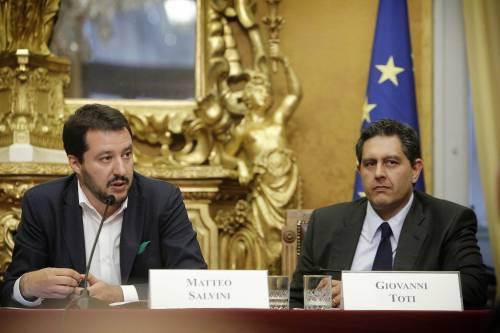 """Brunetta chiama Salvini: """"Un patto per battere Renzi"""""""