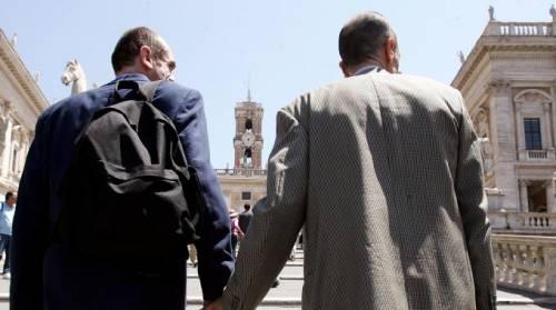 Gay contro natura: condannato Taormina