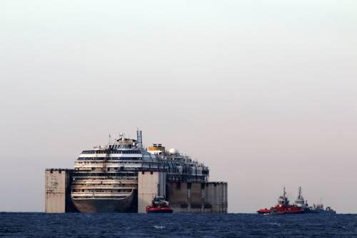Costa Concordia, ora Francesco Schettino andrà in carcere