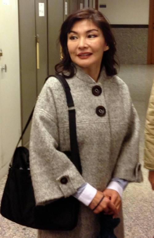 Caso Shalabayeva: indagati in sette per sequestro di persona