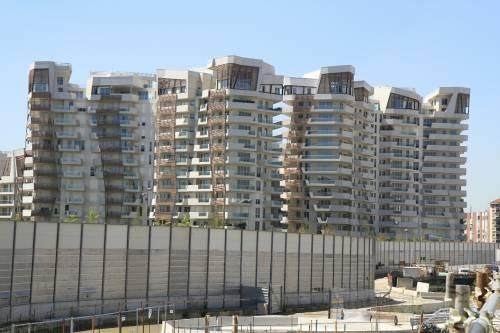 City Life, Milano vista dal 50° piano della Torre Isozaki