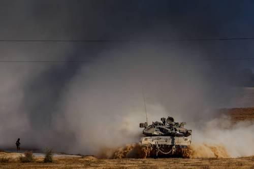Israele, chiamati i riservisti Ci si prepara alla guerra?